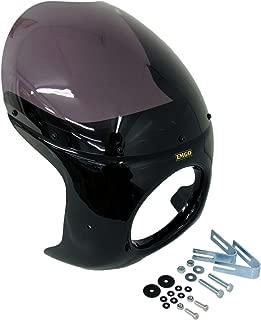 Emgo Viper Upper Cafe Fairing Windshield Yamaha XV 500 535 700 750 920 Virago
