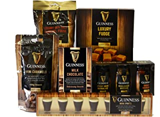 Official Guinness Merchandise Delicious Food Gift Basket/ Gift Box Small…