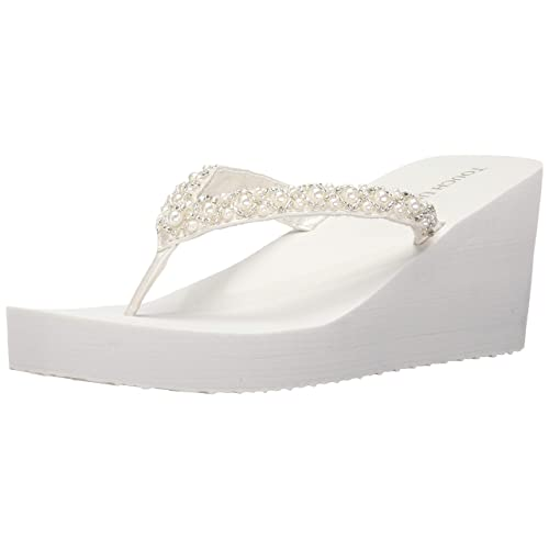 a4b888cf534df Touch Ups Women s Shelly Wedge Sandal