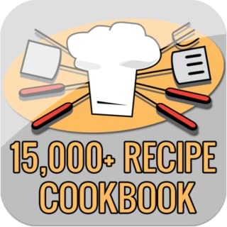 15,000+ Recipe Cookbook