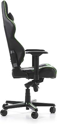 DXRacer Racing Pro R131-NE - Silla para Gaming (Cuero sintético, 56 x