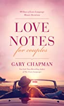 Love Notes for Couples: 90 Days of Love Language Minute Devotions