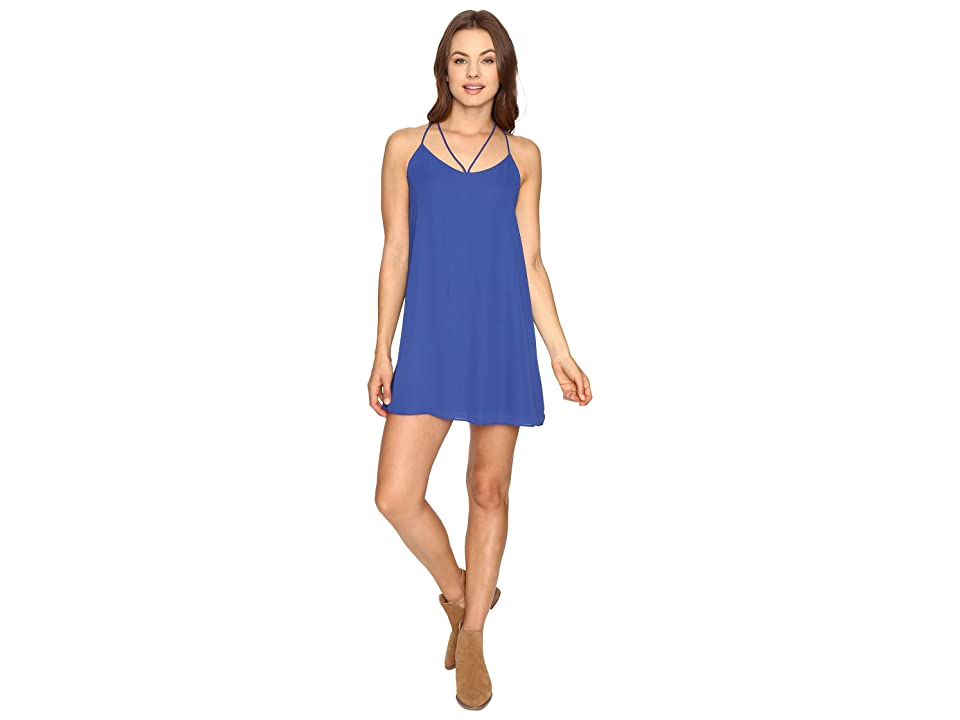 Lucy Love Ask Me Out Dress (Electric Blue) Women