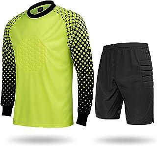 Amazon.es: Verde - Camisetas de portero / Hombre: Deportes y ...