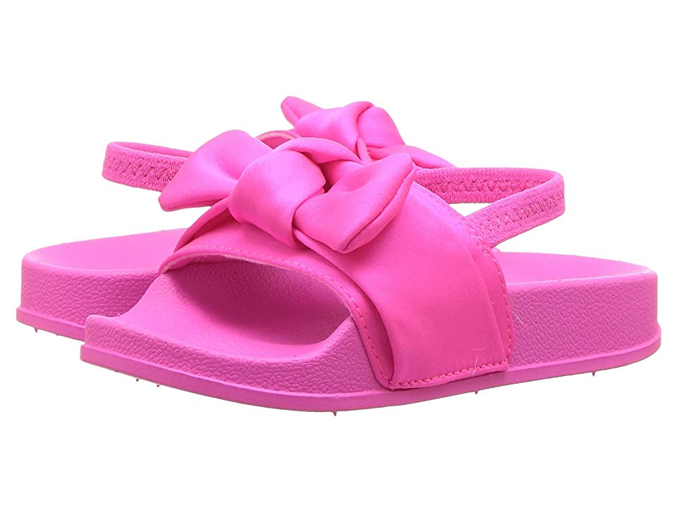Steve Madden Kids Tsilky (Toddler/Little Kid) (Hot Pink) Girl
