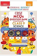 Oswaal CBSE MCQs Question Bank For Term-I, Class 9, Science (With the largest MCQ Question Pool for 2021-22 Exam) Kindle Edition