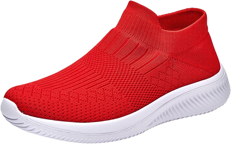 Zapatos Deporte Mujer Zapatos de Malla Transpirables y Ligeros Zapatillas Deportivas Correr Gimnasio Zapatillas Deportivas de Mujer