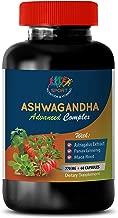 Male Fertility Vitamin - ASHWAGANDHA Advanced Complex 770 MG - Dietary Supplement - ashwagandha - 1 Bottle 60 Capsules