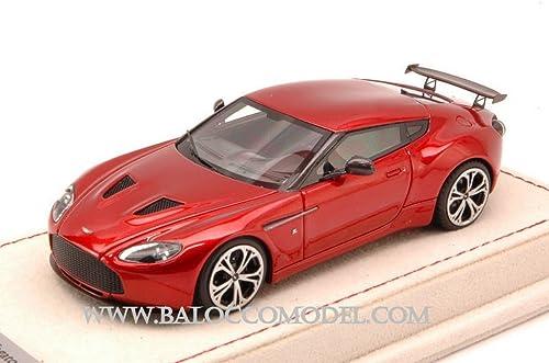 online al mejor precio Tecnomodel Tecnomodel Tecnomodel TMDMI52AC Aston Martin V12 Zagato 2012 Volcano rojo Die Cast 1 43 Compatible con  ordene ahora los precios más bajos