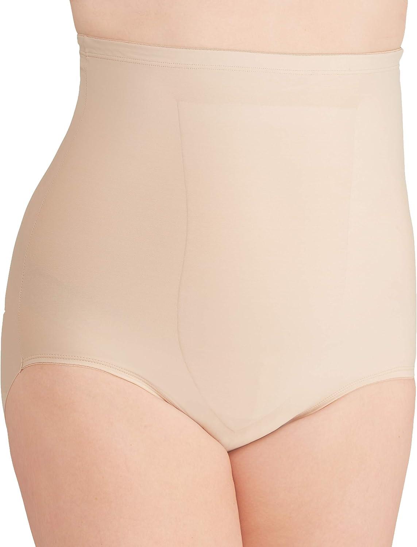 TC Fine Intimates Women's Plus Size Just Enough Hi-Waist Brief 4005