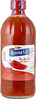 Rana Hot Sauce, 474 ml - Pack of 1, 015103