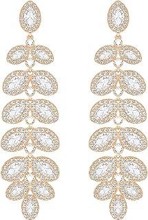 Swarovski Pendiente colgantes Mujer chapado en oro - 5350617