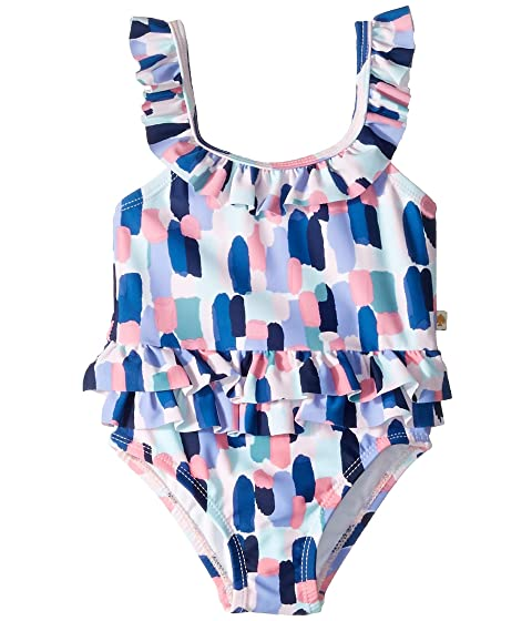 Kate Spade New York Kids Brush Strokes One-Piece (Infant)