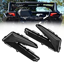Black Rear Taillight Tail Lamps Replacement for Can Am Maverick X3 XDS XRS Max Turbo R 2017 2018 2019