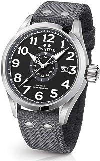 TW Steel Volante Men's Watch with Grey Strap