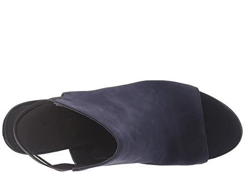 Fly Kenneth Cole Navy Suede Frida Reaction wS4gRqO