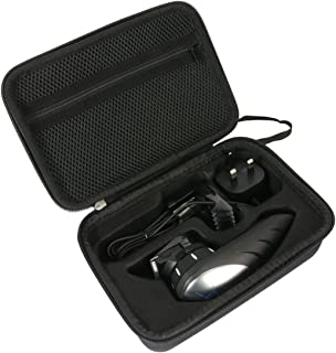 Khanka Hard Case Compatible with Philips Norelco QC5580/40 Do-It-Yourself Hair Clipper Pro