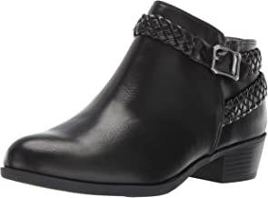 Best dress ankle boots low heel Reviews