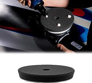 OMAC Conjunto de limpador de carro | Kit de polimento de couro para lavadora de detalhes automotivos (almofada de corte – ...
