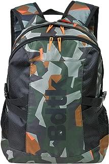 Bodytalk Unisex Casual Backpack - Olive