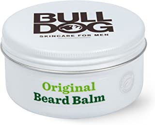 Bulldog Skincare and Grooming For Men Original Beard Balm, 2.5 Ounce