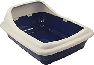 ZEEZ Birba Litter Tray 56x39x21cm, Night Blue