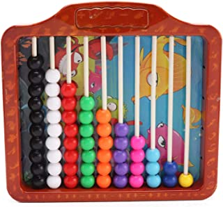 Ratna's Educational 2 in 1 Learn to Count Slate for Kids to Learn Counting, Writing and Start Their Preschool Learning Ear...