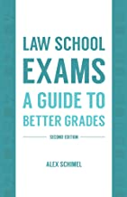 Law School Exams: A Guide to Better Grades PDF