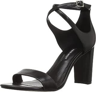 Women's Nunzaya Leather Heeled Sandal