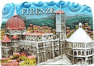 Weekino San Marino Calamit/à da frigo 3D Polyresin Tourist City Viaggio Souvenir Collezione Regalo Forte Frigorifero Sticker