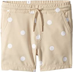 Blade Polka Dot Shorts (Toddler/Little Kids/Big Kids)