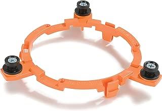 3 Trim x 2-5//8 Width Bristle Blended Horsehair Bristles 18 Length Carlisle 4056100 Foam Floor Sweep