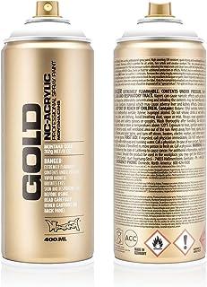 Montana Cans 285790 Spray Oro, gld400, S9100, 400 ml, Shock