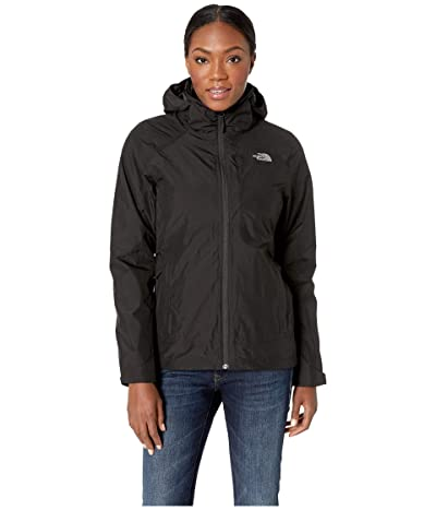 The North Face Osito Triclimate(r) Jacket (TNF Black/TNF Black) Women