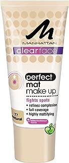 Manhattan Clearface PERFECT MAT MAKE UP 77 Natural