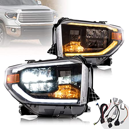 Automotive Led Headlight Kit H11 6000k White Fog Light Led Bulb For Toyota Tundra 2014 2019 Light Bulbs