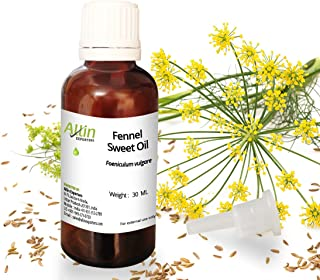 Allin Exporters Fennel Sweet Oil - 100% Pure, Natural & Undiluted - 30 ML