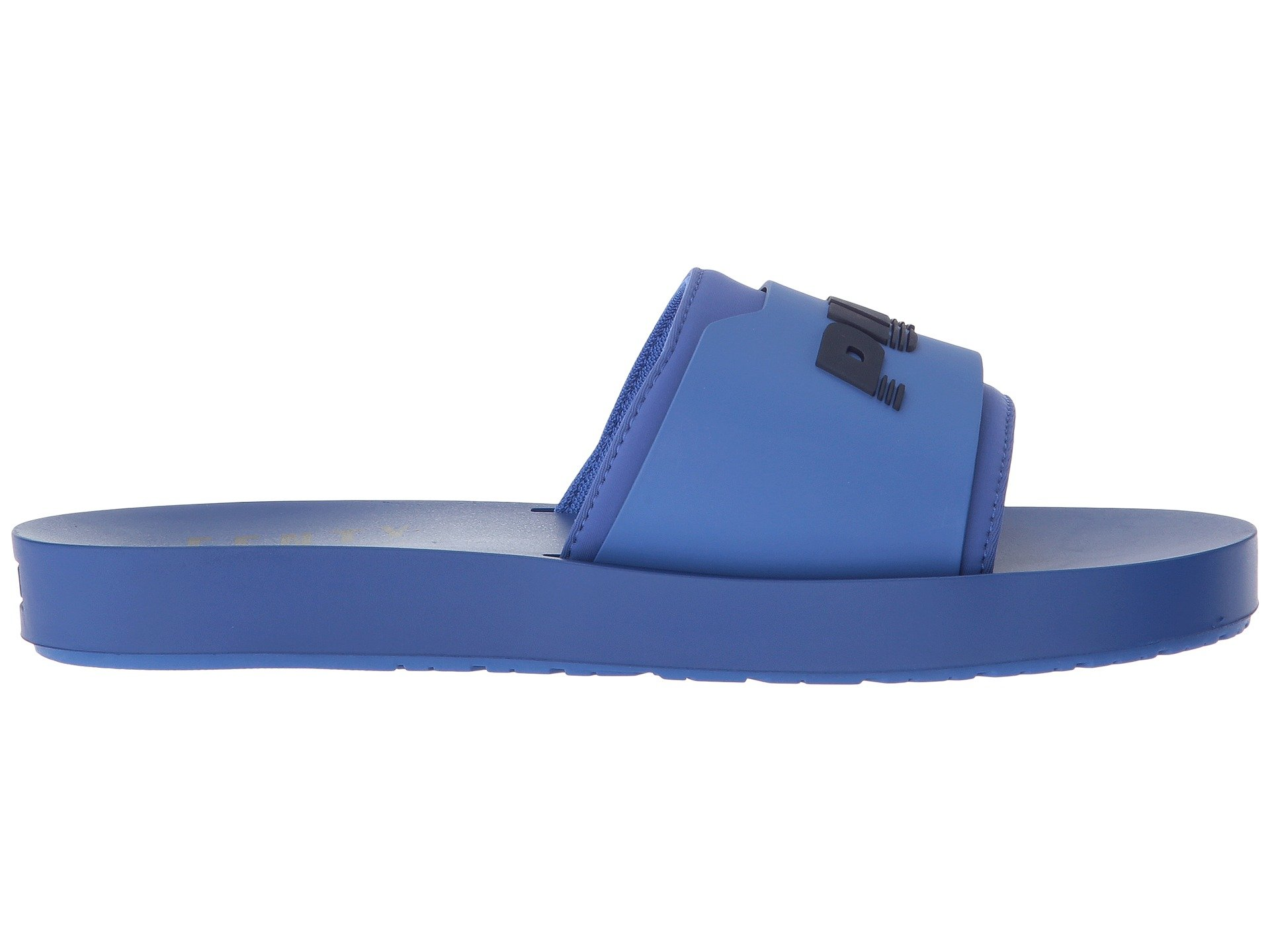 Slide Blue evening By X Fenty Puma Rihanna Surf Dazzling Blue STZXnqwn8