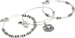 Alex and Ani - Mom Bracelet Set of 3