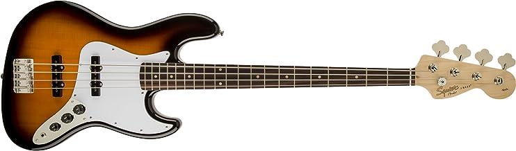 Squier by Fender Affinity Series Jazz Bass - Laurel Fingerboard - Brown Sunburst
