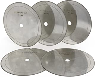 ILOVETOOL Super Thin Lapidary Diamond Saw blades 6 inch Cutting Stone Pack of 5Pcs