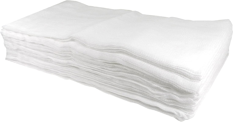 Regency Wraps RW160 Heavy Professional Chef Grade Cheesecloth 70 Yd White