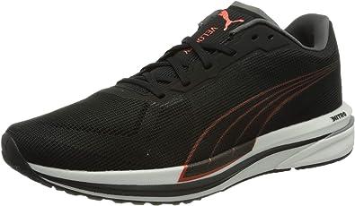 PUMA Velocity Nitro Mens Road Running Shoes Reflective