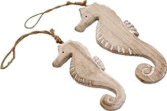 Seepferdchen aus Holz Hess 30306 Garderobe