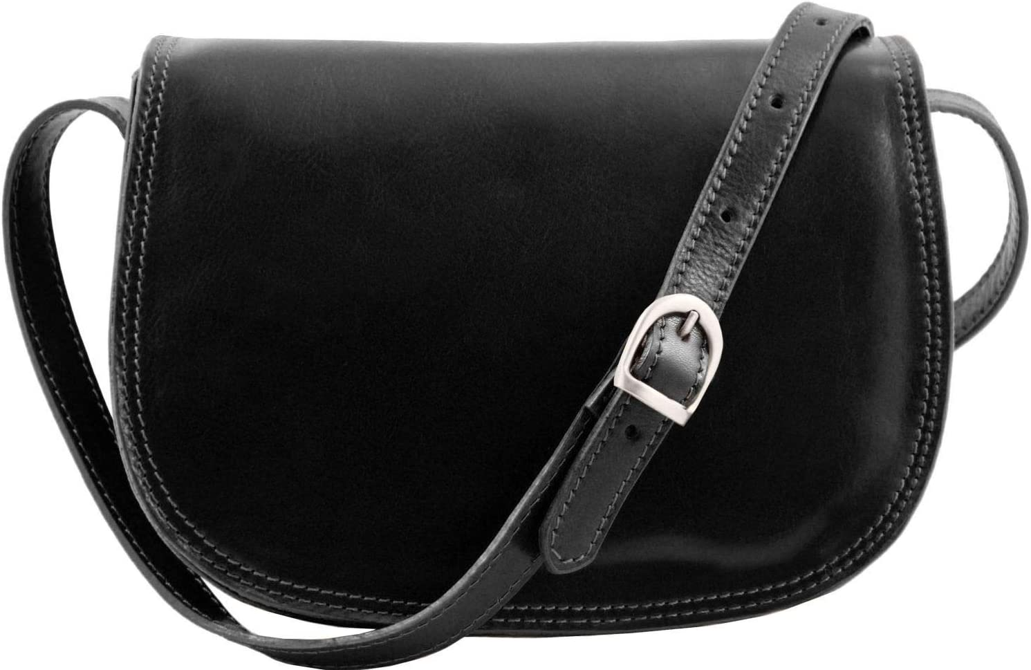 Tuscany Leather Fixed price for sale Isabella Lady Black leather bag Clearance SALE Limited time