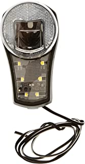 Busch u. Müller Lumotec IQ Fly Premium T senso plus dynamo bike lights black/transparent