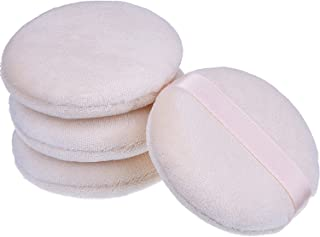eBoot Cosmetic Powder Puff Soft Sponge Foundation Makeup Tool 2.75 Inch, 4 Pack