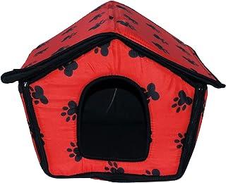 Caseta de Tela Plegable/ Cuna Perro/ Habitación Portátil/ Nido Mascota para Perros,