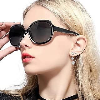Oversized Sunglasses for Women, Extra Large Frame...