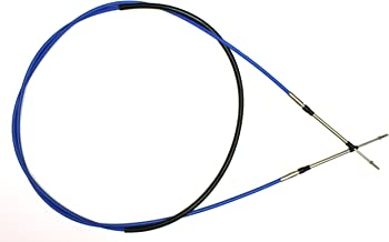 JSP Manufacturing Steering Cable Compatible with Kawasaki 750 SX SXI SXI Pro 1991-2002 OEM# 59406-3726